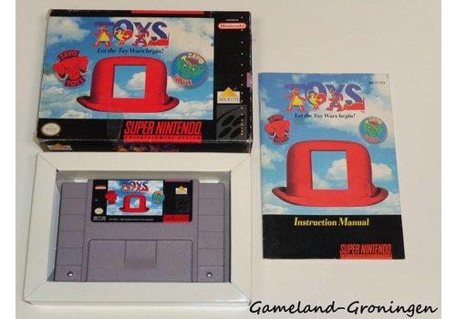 Toys (Complete, NTSC / USA)