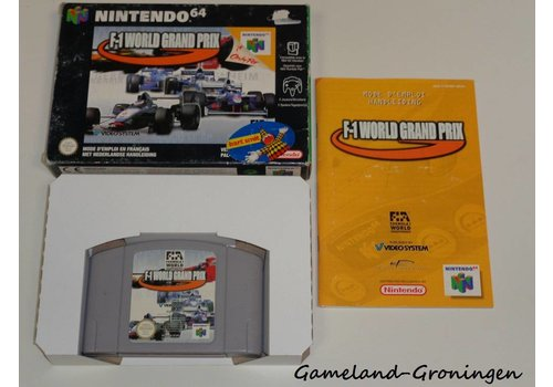F-1 World Grand Prix (Compleet, NFAH)