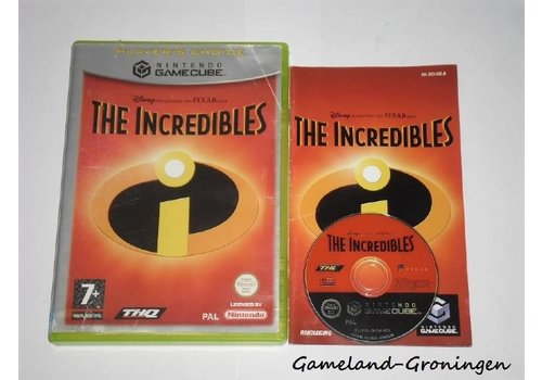 Disney's The Incredibles (Complete, Players Choice)