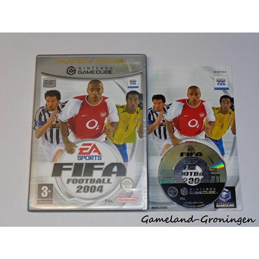 FIFA 2004 (Complete, Players Choice)