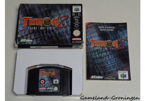 Turok 2 Seeds of Evil (Compleet, FAH)
