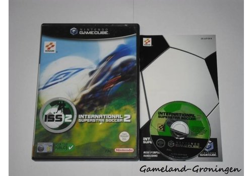 International Superstar Soccer 2 (Compleet)
