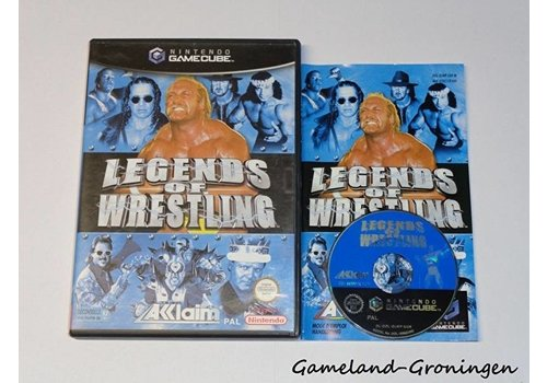 Legends of Wrestling (Compleet, UKV)