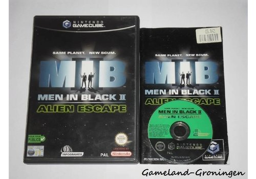 Men in Black II Alien Escape (Compleet)