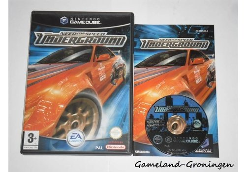 Need for Speed Underground (Complete, HOL)