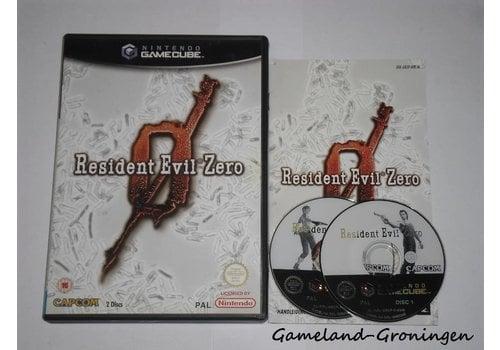 Resident Evil Zero (Complete, HOL)
