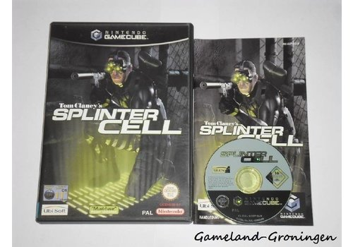 Tom Clancy's Splinter Cell (Complete, HOL)