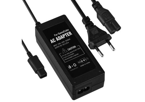 Stroomadapter GameCube