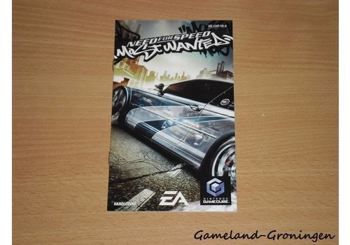 Need for Speed Most Wanted (Manual)