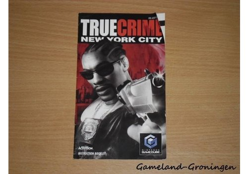 True Crime New York City (Handleiding)