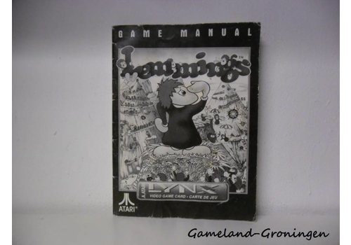 Lemmings (Manual)