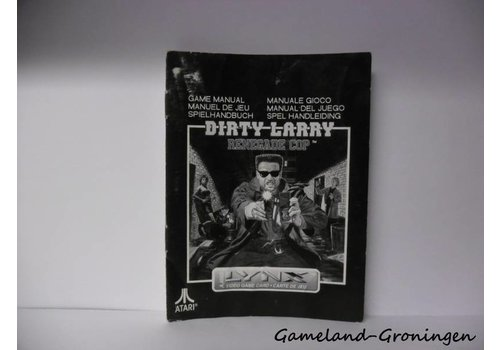 Dirty Larry Renegade Cop (Manual)