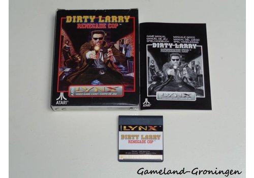 Dirty Larry Renegade Cop (Complete)
