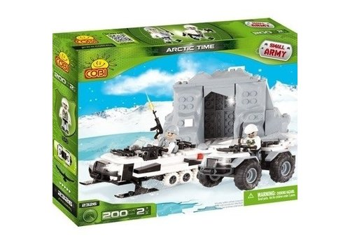 Cobi - Small Army Arctic Time
