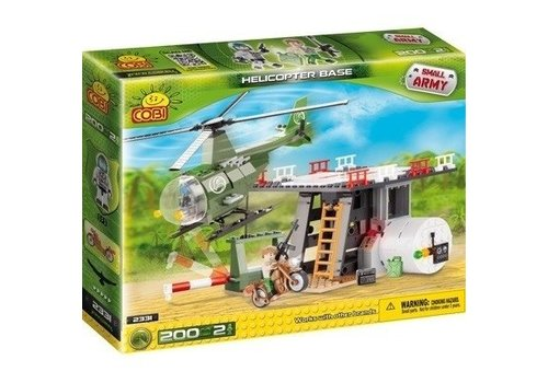Cobi - Small Army Helicopter Base