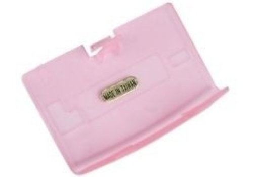 Battery cover Gameboy Advance Pink