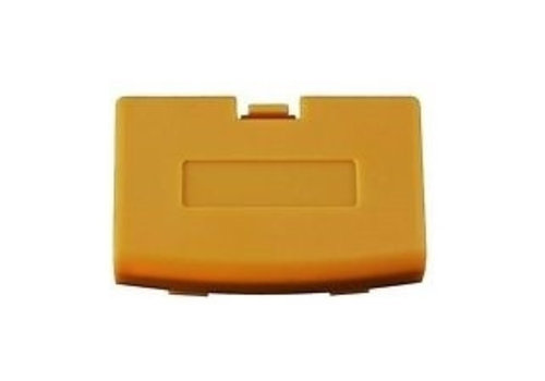 Batterijklepje Gameboy Advance Oranje