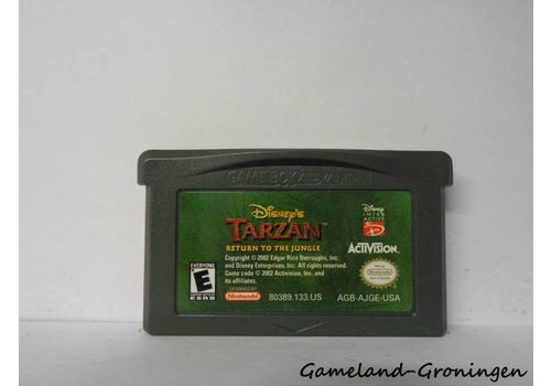 Disney's Tarzan Return to the Jungle (USA)