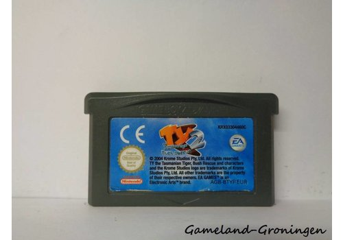 Ty The Tasmanian Tiger 2 Bush Rescue (EUR)