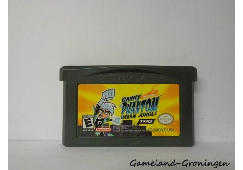 Danny Phantom Urban Jungle (USA)
