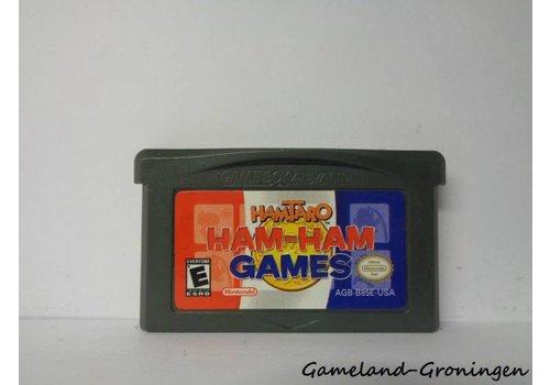 Hamtaro Ham-Ham Games (USA)