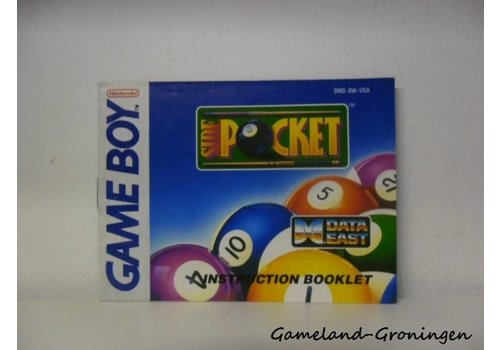 Side Pocket (Manual, USA)