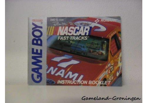 Nascar Fast Tracks (Handleiding, USA)