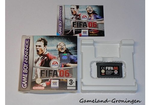 FIFA 06 (Complete, HOL)