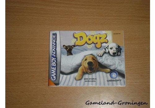 Dogz (Handleiding, FAH)