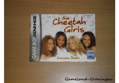 The Cheetah Girls (Manual, USA)