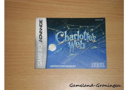 Charlotte's Web (Manual, USA)