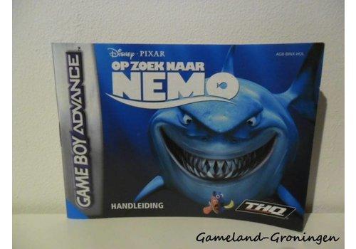 Disney's Op Zoek Naar Nemo (Manual, HOL)
