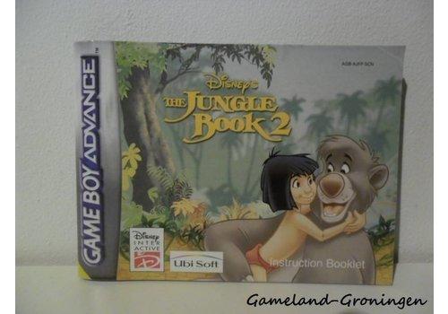 Disney's The Jungle Book 2 (Manual, SCN)