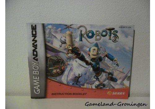 Robots (Handleiding, USA)