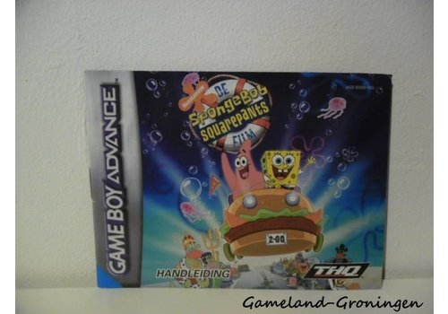 Spongebob Squarepants The Movie (Handleiding, HOL)