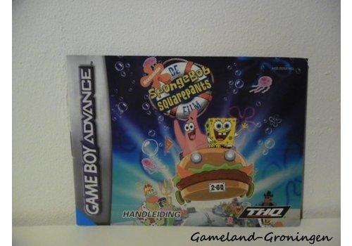 Spongebob Squarepants The Movie (Manual, HOL)