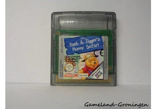 Disney's Pooh & Tigger's Hunny Safari (EUR)