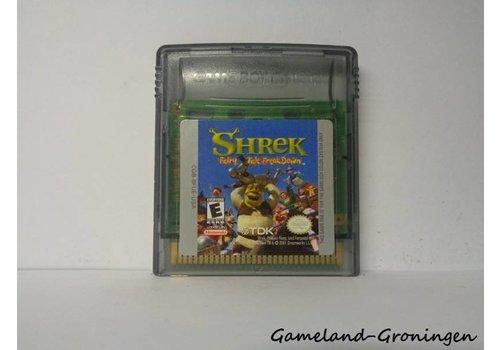Shrek Faiy Tale Breakdown (USA)