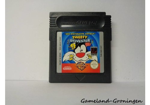 Tweety & Sylvester Twouble! (HOL)
