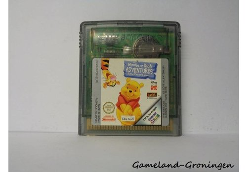 Disney's Winnie the Pooh Adventures in the 100 Acre Wood (EUR)