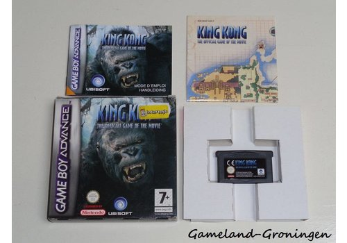 Peter Jackson's King Kong (Compleet, FAH)