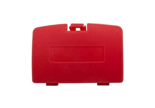Battery Cover Red