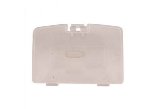 Battery cover Gameboy Color Clear