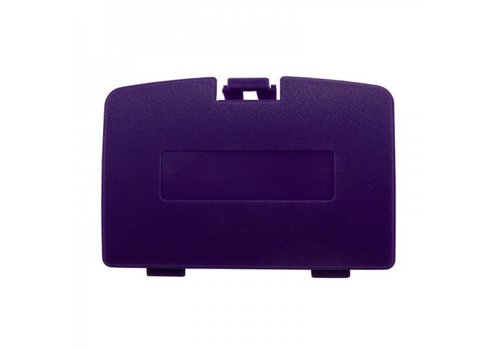 Battery cover Gameboy Color Purple