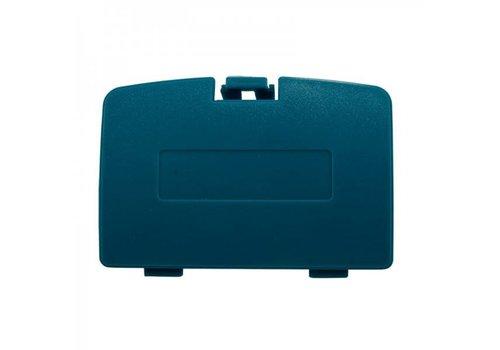 Batterijklepje Turquoise