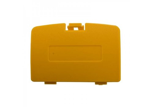 Battery cover Gameboy Color Yellow