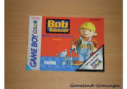 Bob de Bouwer (Manual, HOL)