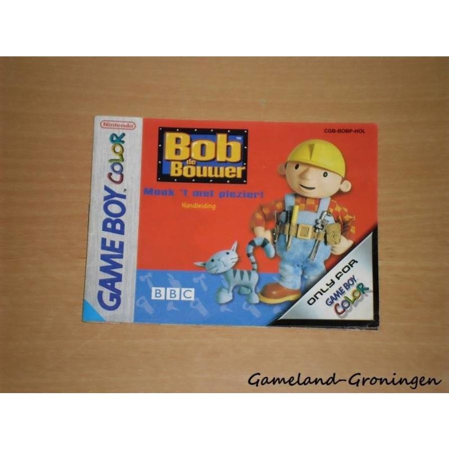 Bob de Bouwer (Manual, HOL)