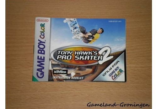 Tony Hawk Pro Skater 2 (Manual, UKV)