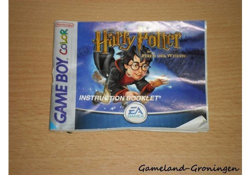 Harry Potter en de Steen der Wijzen (Manual)